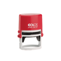 COLOP Printer Oval OV55 red