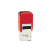 COLOP Printer Q17 Red